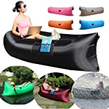 Amazon Price History for:CoCoMall Inflatable Lounger, Inflatable lazy bag, Portable Waterproof Compression Sack, Nylon Beach bag, Hangout Camping Sofa