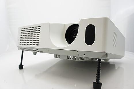 Hitachi ED-X24 - Proyector (2200 lúmenes ANSI, LCD, XGA (1024x768 ...