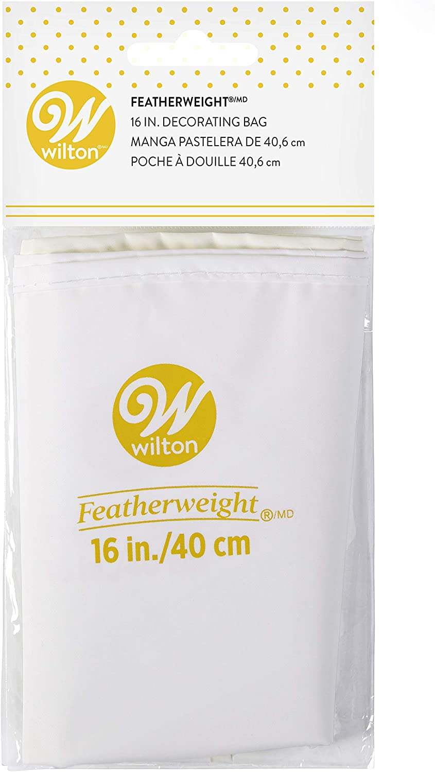 """WILTON Products 404-5168 16/"""" Featherweight Icing Decorating Bags"""