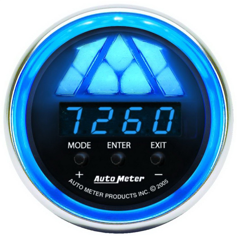 Auto Meter 6187 Cobalt 2-1/16'' Shift Light 0-15k RPM Level 1 Digital Pro Shift System