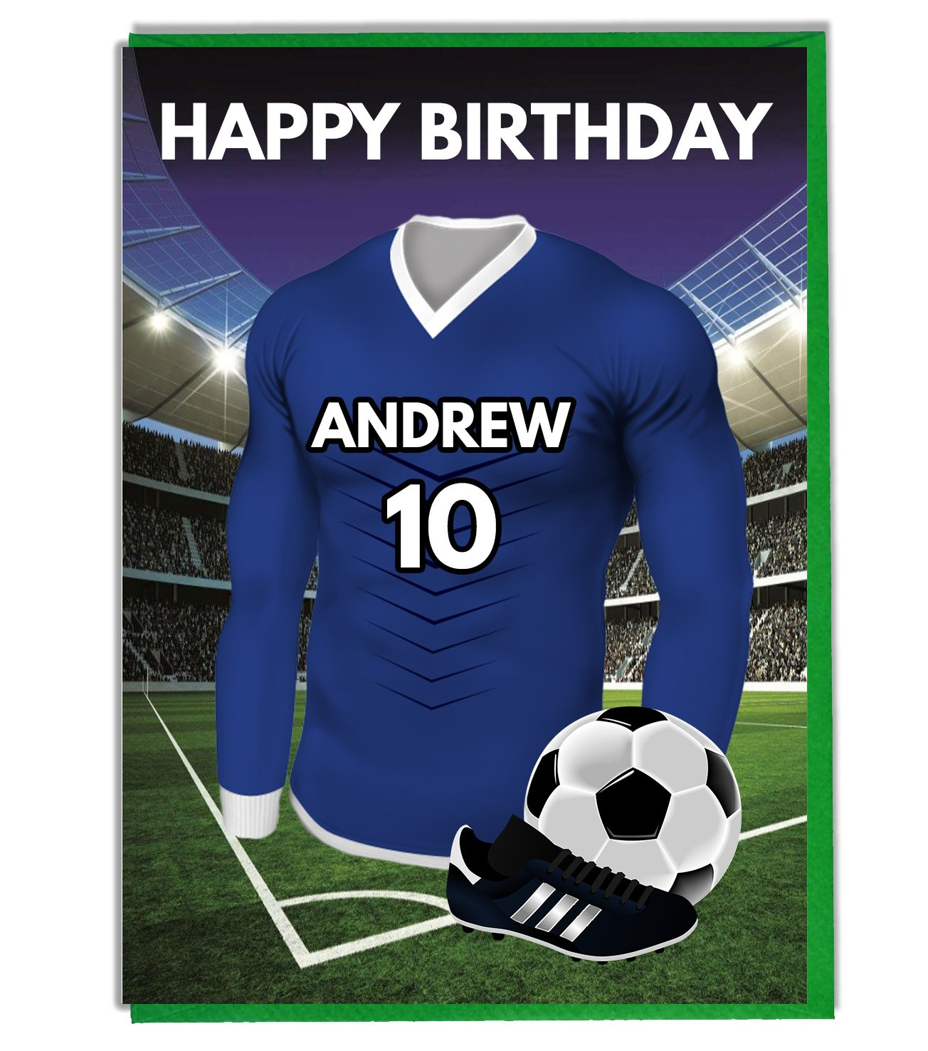 OFFICIAL LICENSED ~ CHELSEA FOOTBALL CLUB BIRTHDAY CARDS FOR DAD OR SON