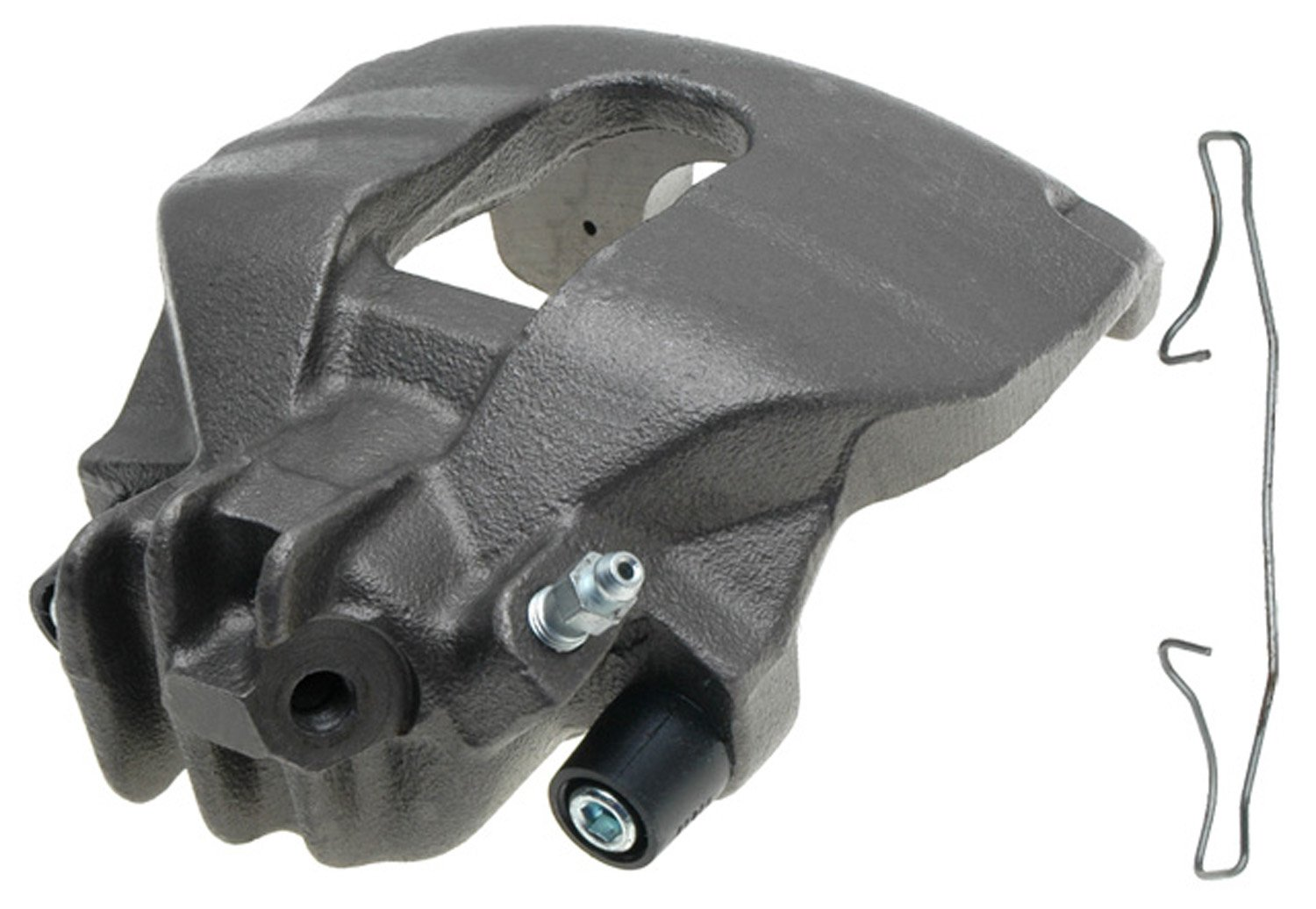 Friction Ready Coated Remanufactured ACDelco 18FR2531C Professional Front Disc Brake Caliper Assembly without Pads