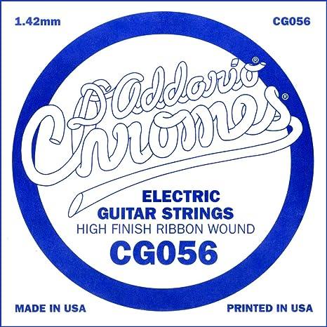 Daddario Jazz Cg-056 - Cuerda guitara eléctrica