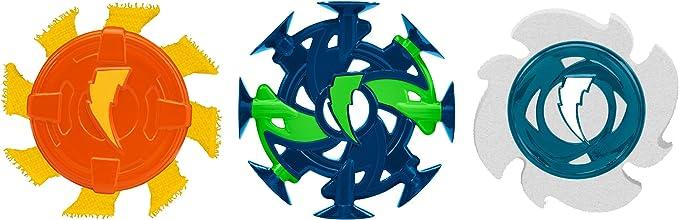 Power Rangers Super Ninja Steel Special Ops Ninja Stars, Pack B