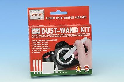 Dust-Aid DA03 - Pack de Limpieza de Equipos fotográficos: Amazon ...