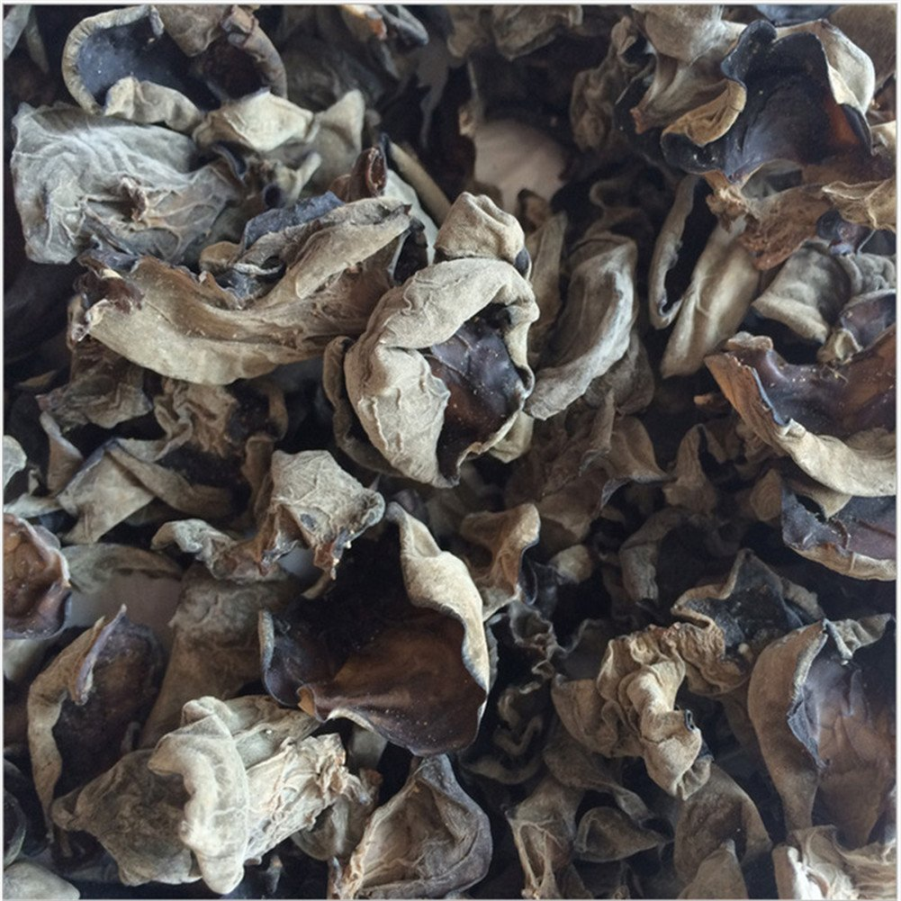 Dried Premium Wood Ear Mushrooms, 1 Pound Box