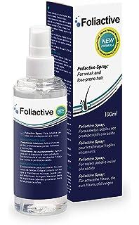 Caída del cabello - Foliactive Spray: Loción para detener la caída del cabello