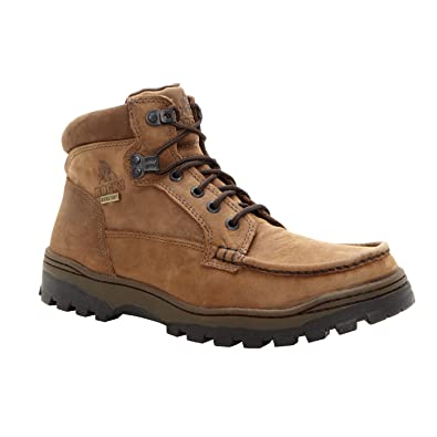 """Men's Outback Gore-tex WP 5"""" Moc-Toe Field Boots-8723"""