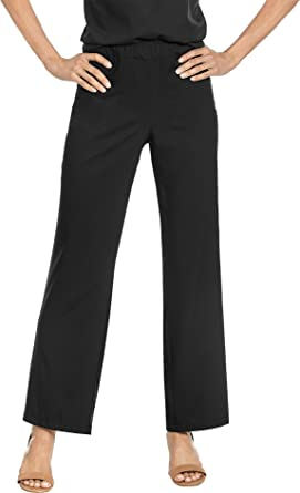 944a623ab7 Coolibar UPF 50+ Women's Verona Straight Leg Pant - Sun Protective (X-Small