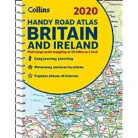 2020 Collins Handy Road Atlas Britain [New Edition]