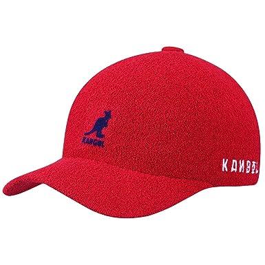 Kangol Hombres K3222ST Gorra de béisbol - Rojo - Medium: Amazon.es ...