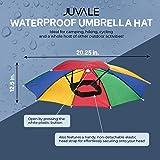 Juvale Adult Hands Free Waterproof Multi-Colored
