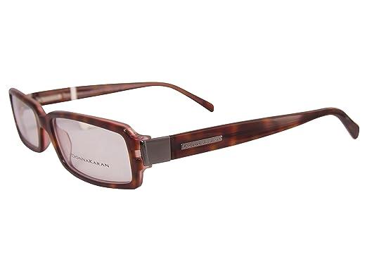 f4c9311d4f8c4c DKNY Monture de lunettes - Femme marron marron  Amazon.fr  Vêtements ...