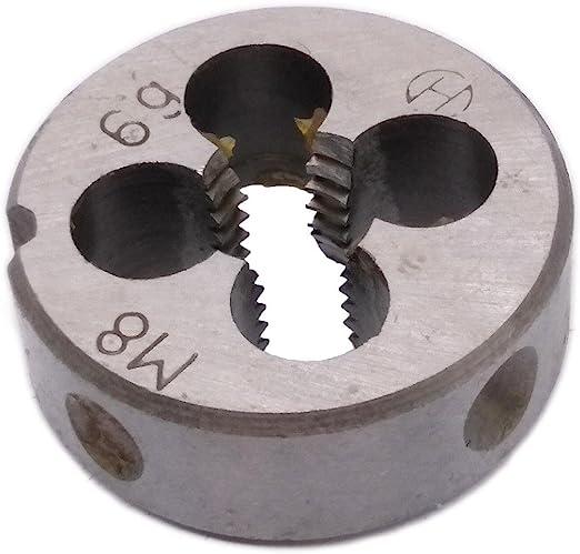 1.25 mm Thread Length Walter Tools S2061345-M8 Protodyn HSS Machine Thread Former 7.5 mm Cutting Length TIN Finish 8 mm Shank Diameter M8 Cutting Diameter 90 mm Overall Length