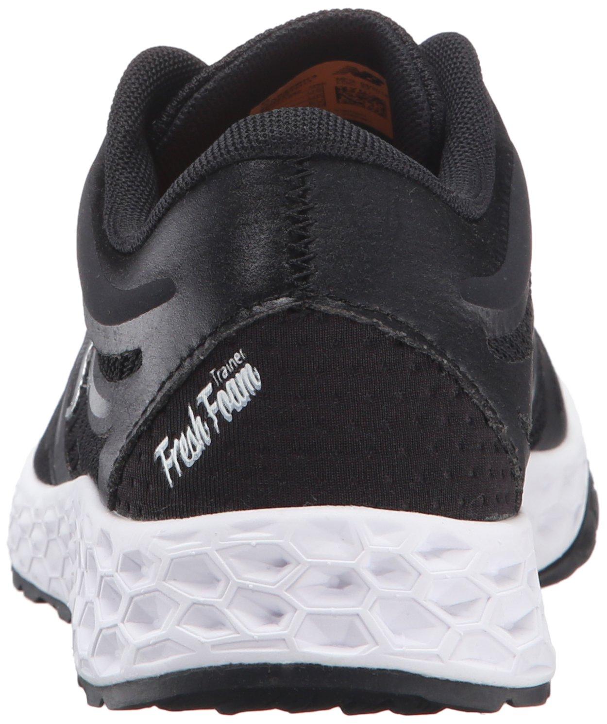 c9fbb9a02a0 Zapato de entrenamiento 822v3 para mujer New Balance Negro   Plata