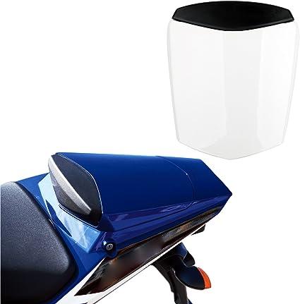 Capot Arri/ère Moto Housse de Selle Arri/ère Rear Cowl Cover Capot de Car/énage Arri/ère Housse de Moto pour Si/ège Arri/ère pour Yamaha YZF R6 2003-2005 Artudatech Capot De Selle