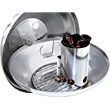 Amazon Com Magma Products Marine Kettle Charcoal Grill W