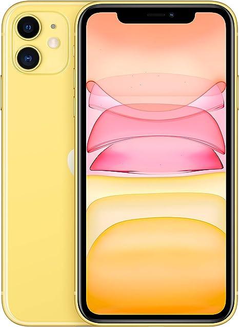 Comprar Apple iPhone 11 (256GB) - en Amarillo