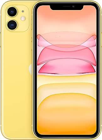 Apple iPhone 11 (256GB) - Amarillo