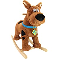Scooby Doo Soft & Plush Rocker Ride-On Rocking Horse, 28