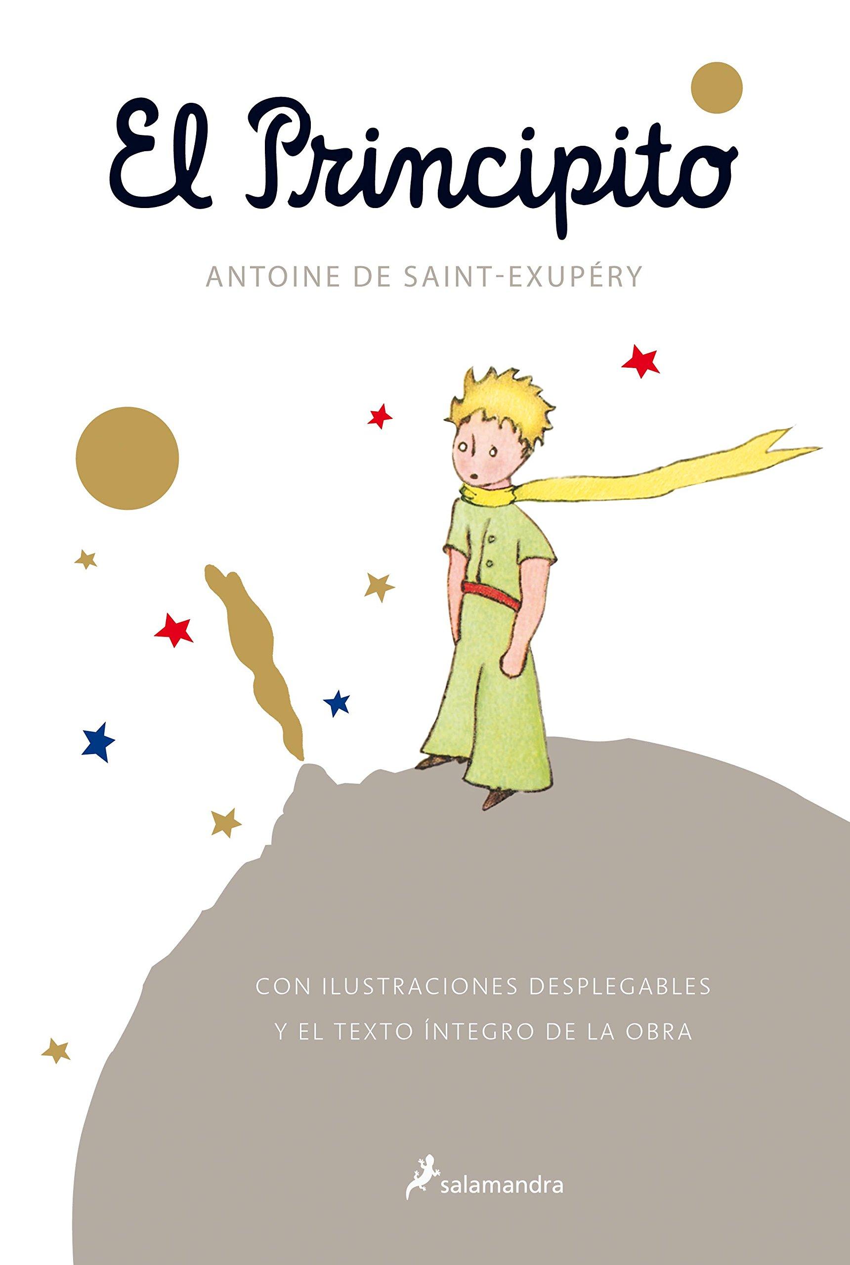 PRINCIPITO, EL (POP-UP) (Infantil): Amazon.es: Saint-Exupéry ...