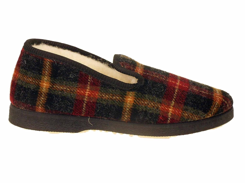 9ef73f85f61 SEMELFLEX Charentaises Calorichard-Bordeaux-  Amazon.fr  Chaussures et Sacs