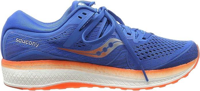 Saucony Triumph ISO 5 - Zapatillas de Running para Hombre, Azul ...