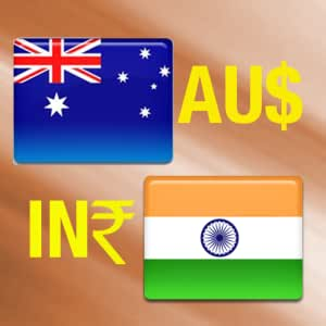 Aud to inr forex rate