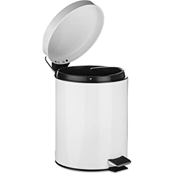 Amazon Com Fortune Candy Step Trash Can Garbage Can With