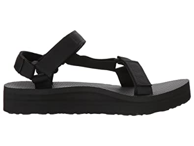 6bcf69dc23b3 Image Unavailable. Image not available for. Color  Teva Midform Universal  Sandal Women s ...
