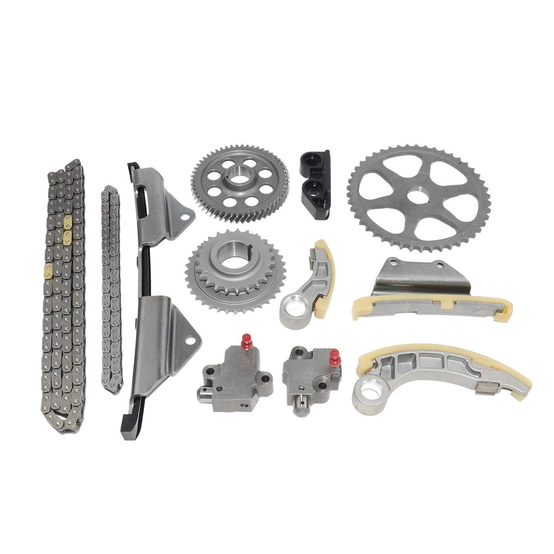 Timing Chain Kit&Oil Pump Chain Tensioner 14210-RBD-E00 13441-RBD-E01 14430-RBD-E01 NSGMXT