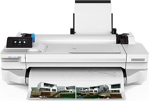 HP Designjet T130 24-in Large Format Printer