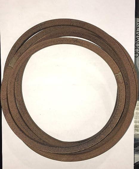 Amazon.com: Exmark 109 – 2523 cinturón, b147.25: Jardín y ...