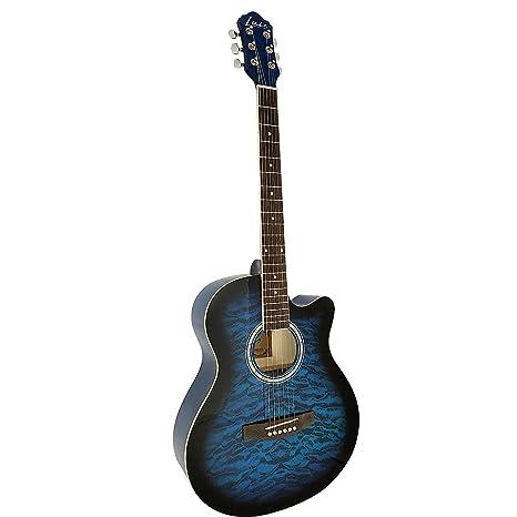 Luis by Acandoo Guitarra electroacústica Acoustic Guitarra Western ...