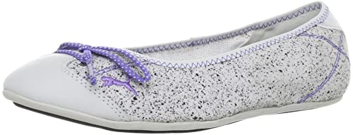 4b316540a6b4 Puma Lily Ballet Cloud Womens Pumps - Shoes - Grey-Grey-3  Amazon.co ...