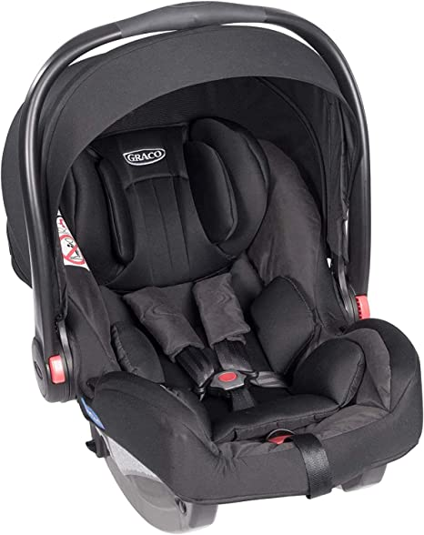 Graco SnugRide i-Size Infant Car Seat including Isofix base Group 0+ Midnight Black