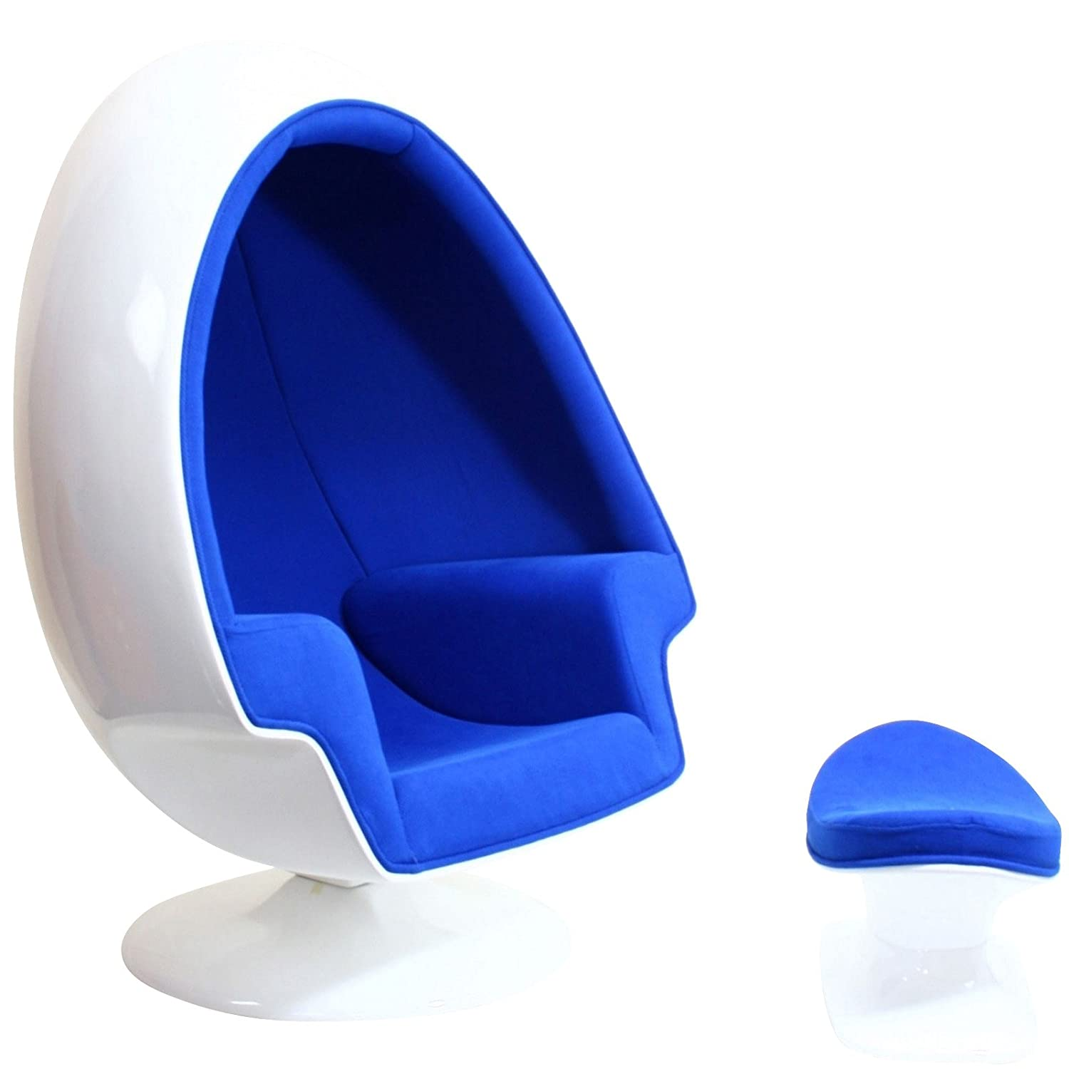 The 70 s Egg Chair or Bubble Chair How Fun