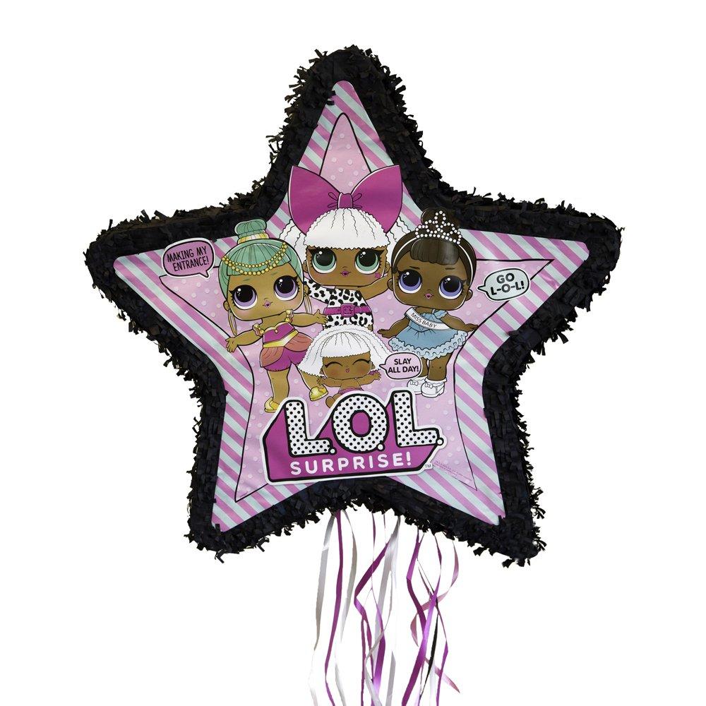 LOL Surprise decoraciones de fiesta de cumpleaños
