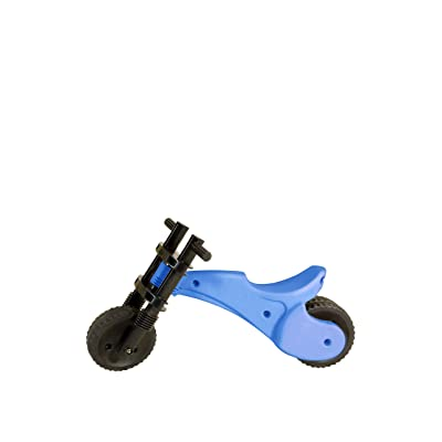 YBIKE Balance Bike - Blue - The Toddler Walking Bike: Industrial & Scientific