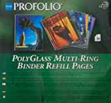 Darice ITY90134 Itoya Polyglass Pages
