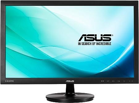 Asus Vs247hr 59 9 Cm Monitor Schwarz Computer Zubehör