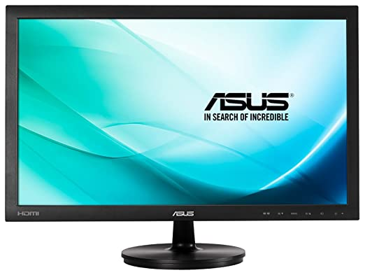 """52 opinioni per Asus VS247HR Monitor da 23.6""""/59.9 cm, Widescreen, 16:9, WLED/TN,1920 x 1080,"""