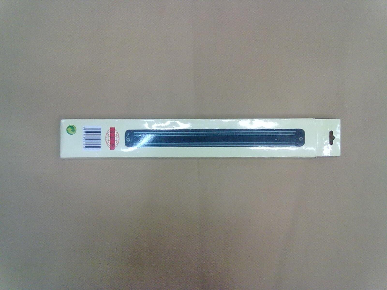 13'' Wall Mount Magnetic Knife Scissor Storage Holder Rack Strip Kitchen Tool
