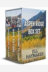 Aspen Ridge Box Set: Books 1-3 Kindle Edition