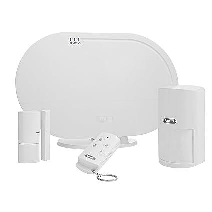 ABUS Alarma inalámbrica Smart Vest Base Set, FUAA35000 ...