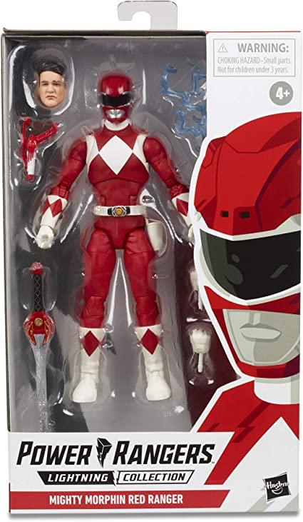 Power Rangers Red Ranger Sword Weapon Accessory for 5.5 Inch Figure