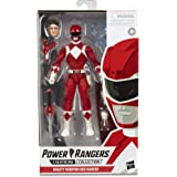 "Power Rangers - Lightning Collection - Mighty Morphin Red Ranger 6"" Collectible Action Figure - Kids Toys & Collectible…"
