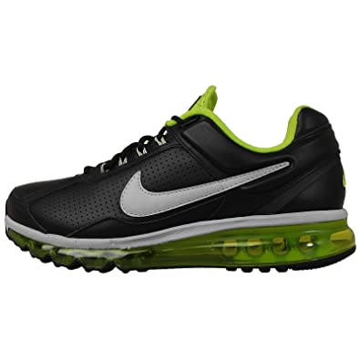 12dbe28d3f04 store adequate supply new mens 8 nike air max 360 2013 black leather  running training shoes sneakers 43048 81d1f 24e74  wholesale nike air max  2013 leather ...