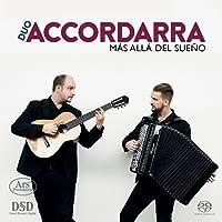 Más allá del sueño - Werke für Gitarre und Akkordeon