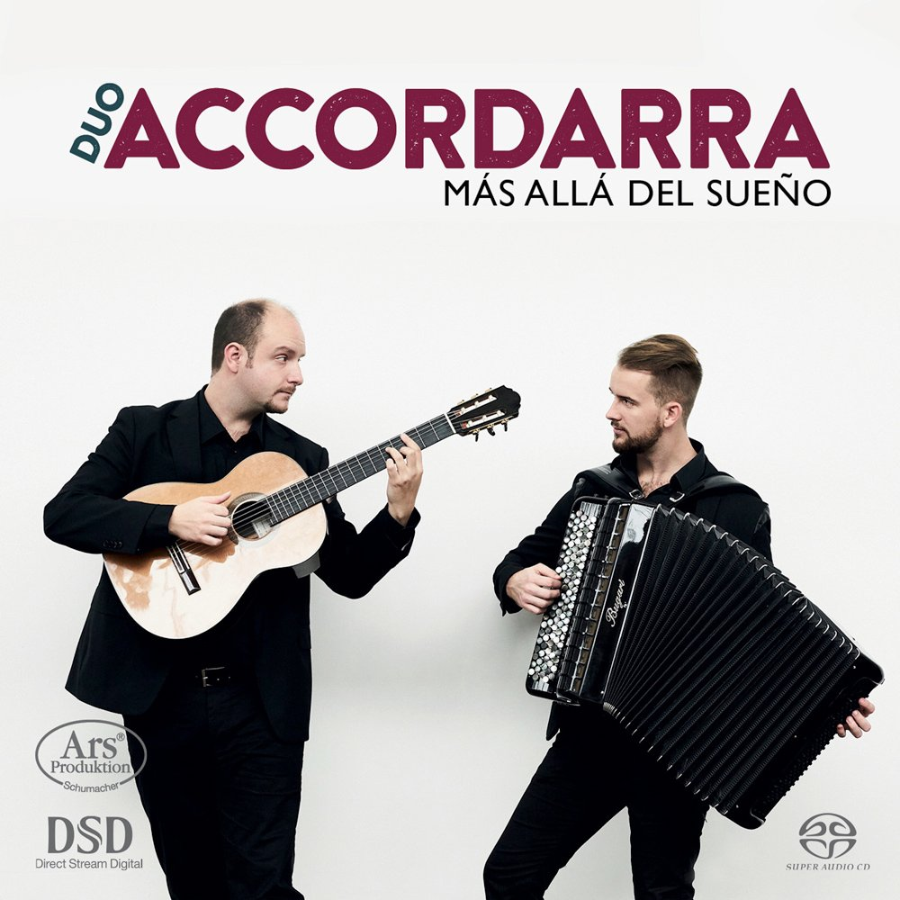 SACD : DUO ACCORDARRA - Mas Alla Del Sueno (Hybrid SACD)
